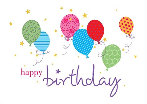top 5 free birthday card templates word templates excel templates