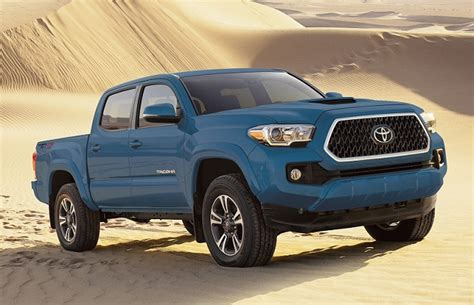 2020 Toyota Tacoma by 2020 Toyota Tacoma Redesign Changes Rumors Truck Release