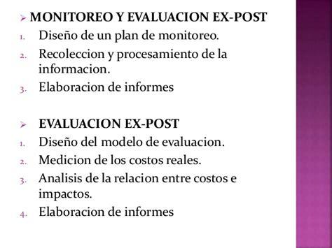 manual formulacin evaluacin y monitoreo de proyectos formulacion evaluacion y monitoreo de proyectos clase 2