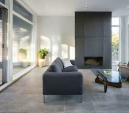 Tiles color depending on the room and the living style of