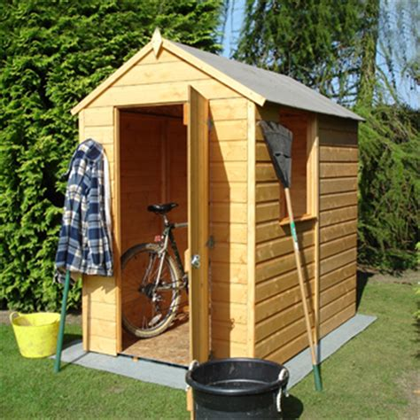 6 X 4 Garden Shed by 6 X 4 Tongue And Groove Apex Garden Shed Workshop 10mm