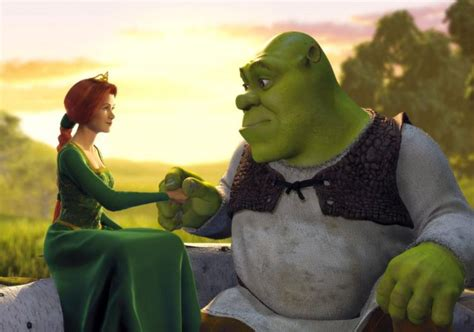film comedy with green monster shrek is a hilarious box office monster 2001 review