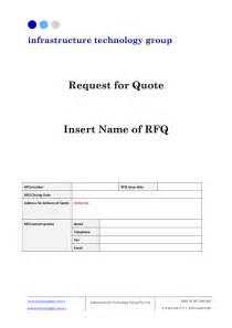 rfq templates best photos of format for request for quote request for