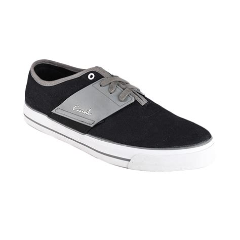 Carvil Grey jual carvil shoes canvas rapper black grey