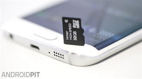 Memory Card Micro Sd Samsung come usare la scheda sd con il samsung galaxy s6 ed espandere la memoria androidpit