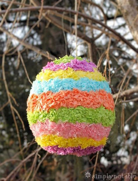 Handmade Pinata - i remember learning to make pi 241 ata s in grade school and