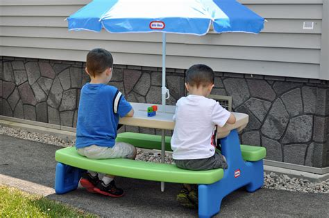 little tikes picnic table red little tikes picnic table instructions adrian s blogs