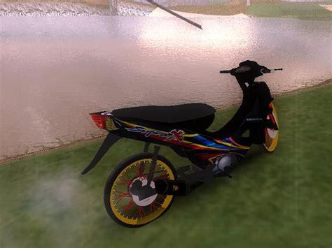 Sparepart Honda Supra X 2004 gta san andreas honda supra x 2004 mod gtainside