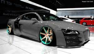 all cars nz audi r8 custom