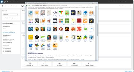 apps reseller console php mysql hosting housing datacenter dedicated servers