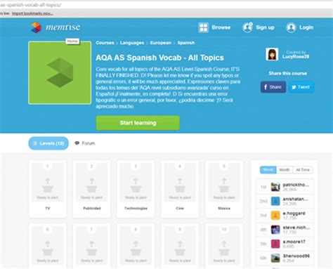 libro aqa spanish a2 grammar aqa a level spanish vocabulary support