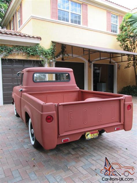 Styleside Bed by 1959 Ford F 100 Styleside Bed