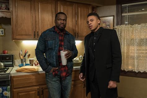 rotimi power tv show 50 cent clowns power star quot he better have that money