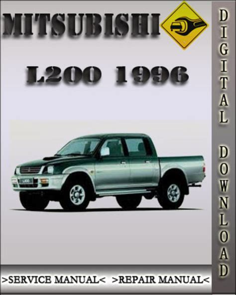 hayes auto repair manual 1996 mitsubishi chariot transmission control 1996 mitsubishi l200 factory service repair manual download manua