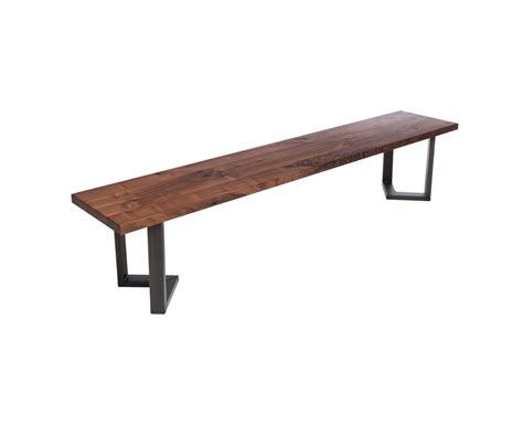 Fargo Bench M Leg Cobham Furniture