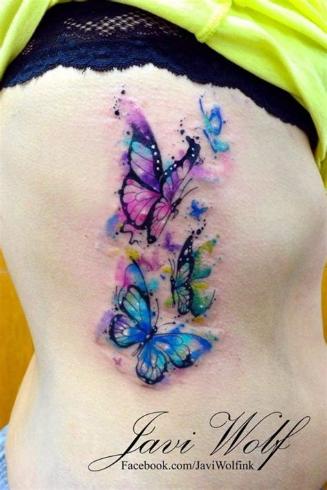 watercolor tattoo butterfly adorable looking watercolor butterfly yes