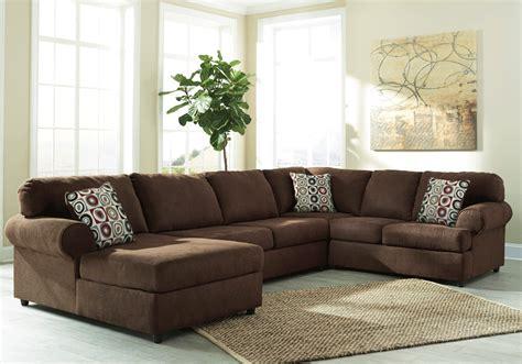 jayceon java 3pc raf sofa sectional overstock