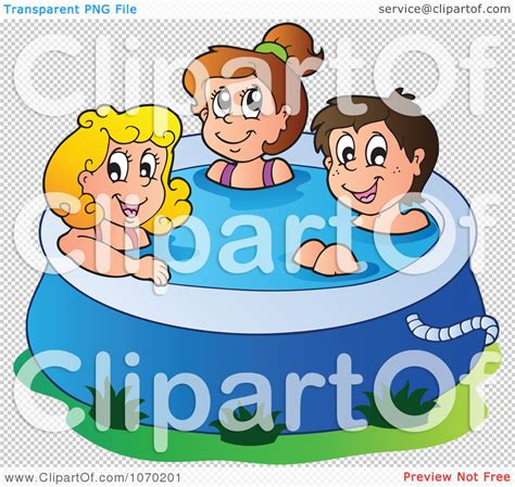 tattoo aftercare swimming pool clipart summer kids in a swimming pool royalty free