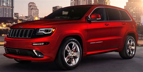 jeep grand cherokee  american tradition continues
