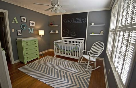 painted ikea nornas dresser baby pinterest guy rooms 50 gray nurseries find your perfect shade project nursery