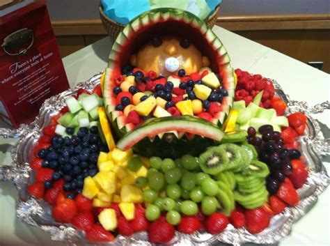Baby Shower Fruit Basket Ideas by Baby Fruit Basket Baby Shower Ideas Babies