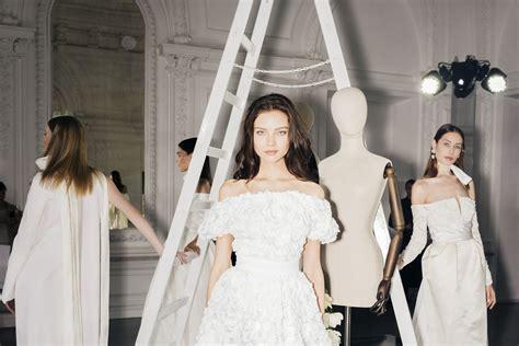 Alesya Dress alesya kafelnikova has tried on a wedding dress
