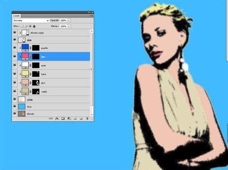 tutorial photoshop ritratto tutorial photoshop creare un ritratto in stile pop art