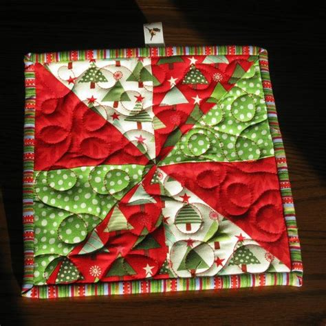 25 best ideas about quilted potholders on