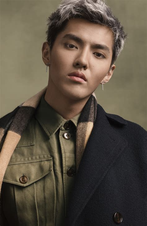 What Kristopher Is by Burberry Reveals Collaboration With Kris Wu What We Adore
