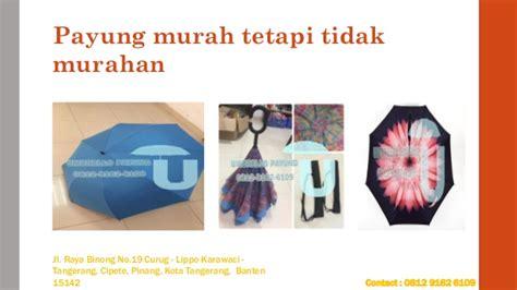 Payung Terbalik Otomatis 0812 9162 6109 umbrello payung terbalik jogja payung