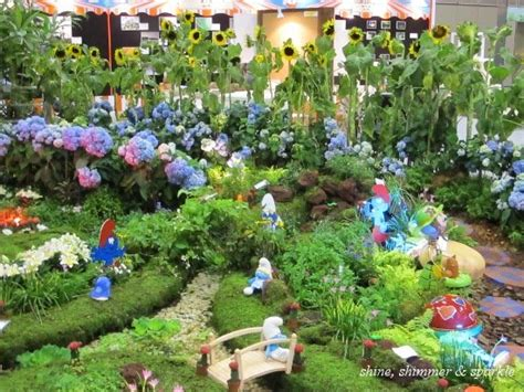 Fairy Garden Statues The Gallery For Gt Real Smurfs Caught On Tape