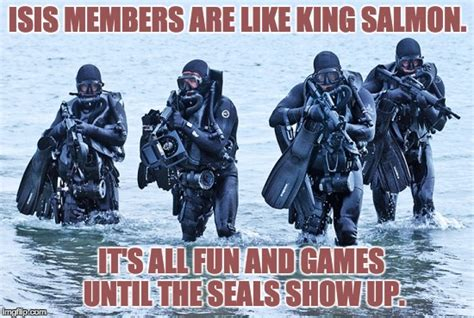Navy Seal Meme - seals imgflip