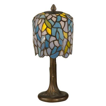 Dale Tiffany TA11200 Tiffany Wisteria Mini Accent Lamp