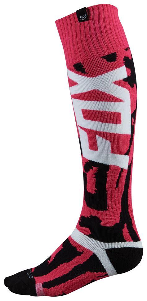fox motocross socks fox racing women s mx marz socks revzilla