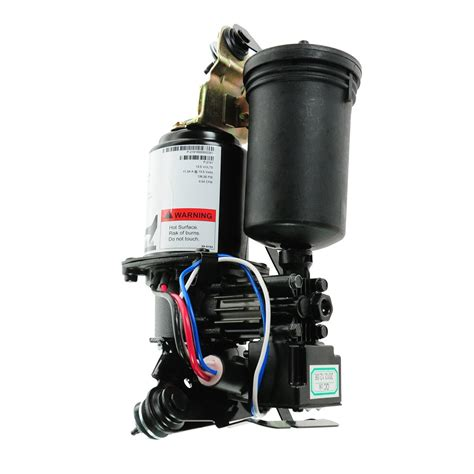1998 lincoln town car air suspension air ride suspension compressor w dryer arnott p 2191 for