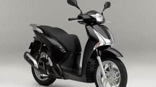 ecco il nuovo honda sh   il primo scooter euro  la