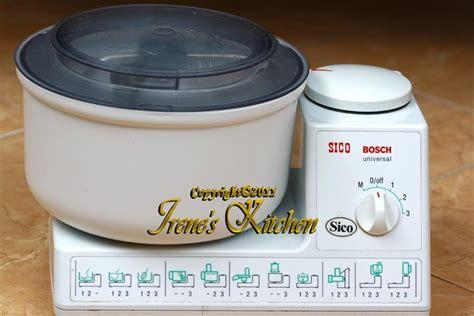 Mixer Roti Sico Bosch peralatan bakingku mixer info masakan dan kue