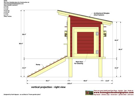 chicken house designs home garden plans s300 chicken coop plans construction chicken coop design how