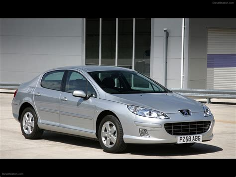 new peugeot 407 the new 2009 peugeot 407 exotic car photo 11 of 28