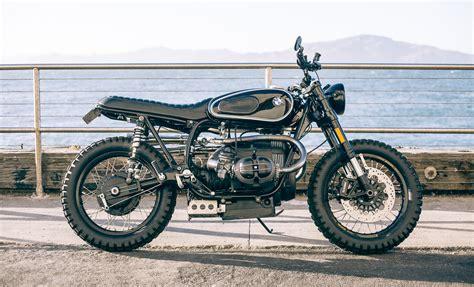 bmw r100gs scrambler aj s bmw r100 scrambler the bike shed