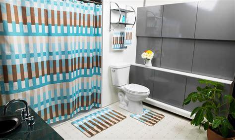homesense bathroom accessories 17 bathroom set groupon goods