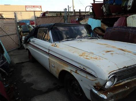 ford falcon convertible  auto  sale  la crosse wi
