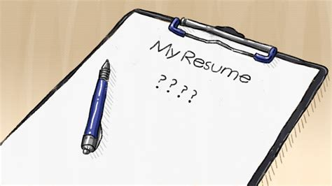Resume With Nothing To Put On It by How Can I Build A Resume When I Nothing To Put On It