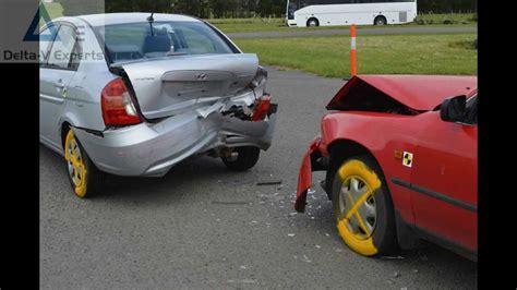 Rear End Crash Tests by Rear Impact Crash Test