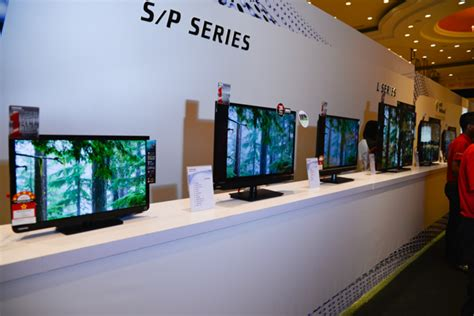 Tv Toshiba S2400 toshiba unleashes a torrent of new products hardwarezone my