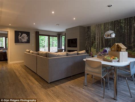 center parcs 3 bedroom woodland lodge inside the new 163 250m center parcs in woburn forest daily