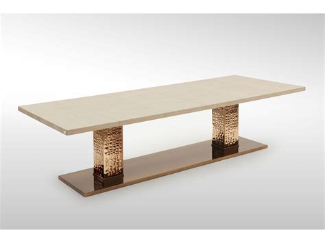 fendi casa dining table fendi casa by dm home bernini table fendi casa by dmhome