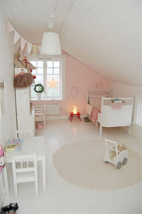 girls attic bedroom 30 cozy attic kids rooms and bedrooms shelterness