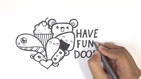 how to make a doodle for beginners doodling
