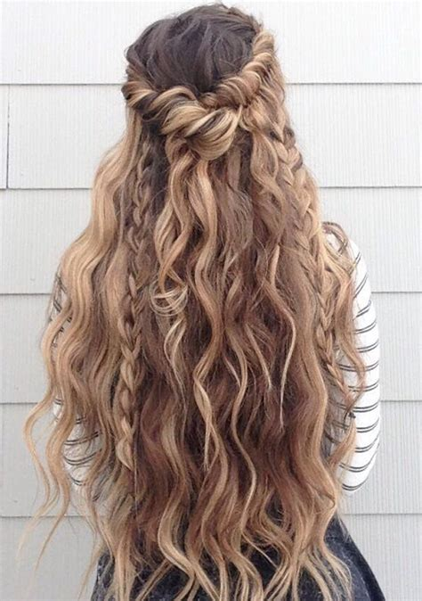Pretty Hairstyles by 30 Pretty Hairstyles And Braided Looks For Any Occasion